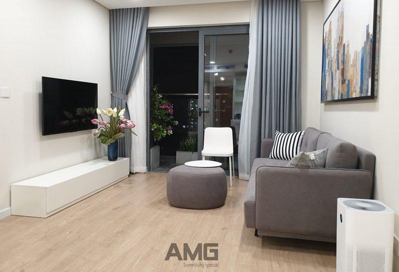 thiết kế thi công nội thất chung cư Rivera Park Hà Nội