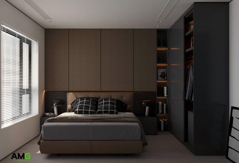 nội thất phòng ngủ D'Capital