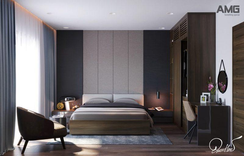 nội thất phòng ngủ Văn Giang