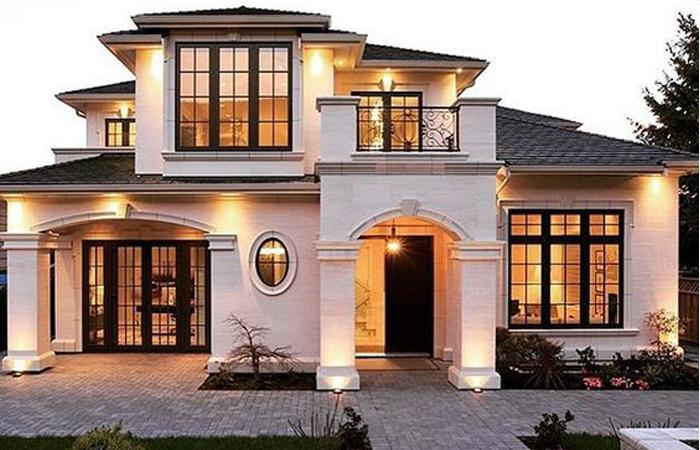 thiết kế kiến trúc biệt thự đẹp