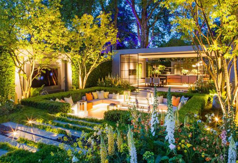 Thiết kế kiến trúc cảnh quan sân vườn - resort đẹp đa dạng phong cách