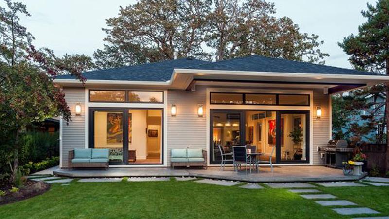kiến trúc nhà mái thái