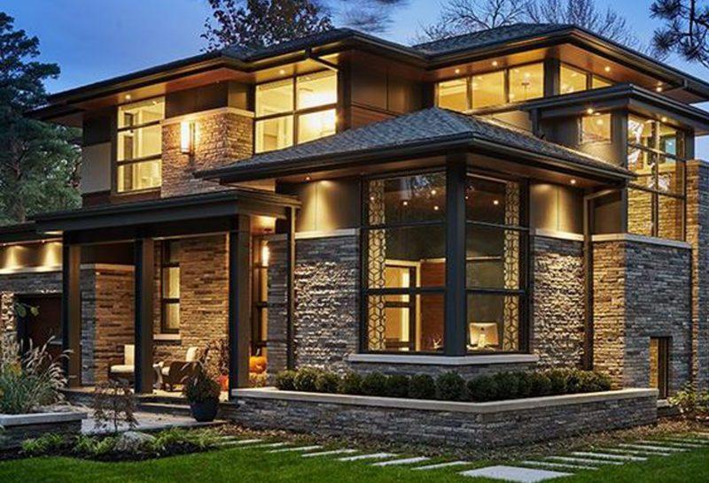 kiến trúc nhà đẹp Mai Châu
