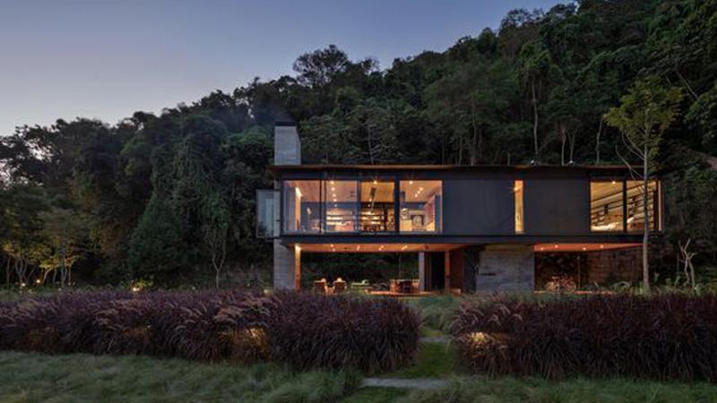 kiến trúc nhà sàn mai Châu
