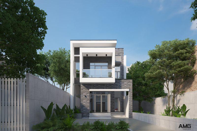 phương án thiết kế cải tạo sửa chữa nhà