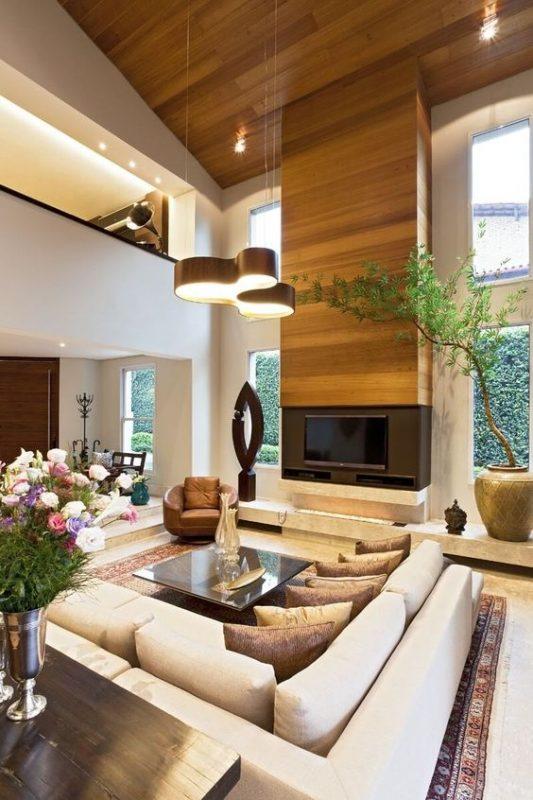 Nội thất phòng khách đẹp - Thiết kế phòng khách sang trọng ấn tượng