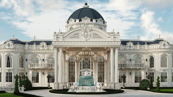 Biệt thự cổ điển| Hướng dẫn thiết kế kiến trúc biệt thự cổ điển đẹp