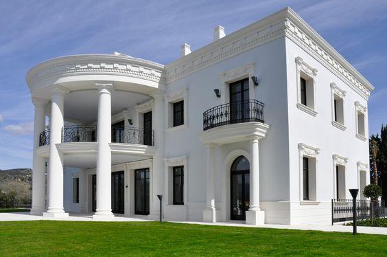 Biệt thự tân cổ điển|Top 8 mẫu kiến trúc biệt thự tân cổ điển đẹp nhất