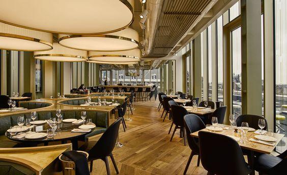 Gợi ý những mẫu thiết kế nội thất nhà hàng đẹp sang trọng ấn tượng