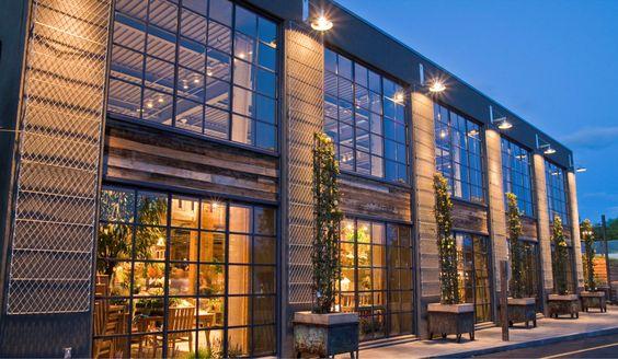 Kiến trúc nhà hàng - 7 mẫu thiết kế kiến trúc nhà hàng đẹp và đẳng cấp