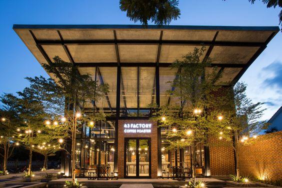 Thiết kế kiến trúc cửa hàng - shop - showroom đẹp, sang trọng, lôi cuốn