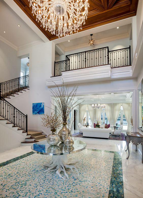 Biệt thự liền kề - Thiết kế nội thất biệt thự liền kề đẹp sang trọng