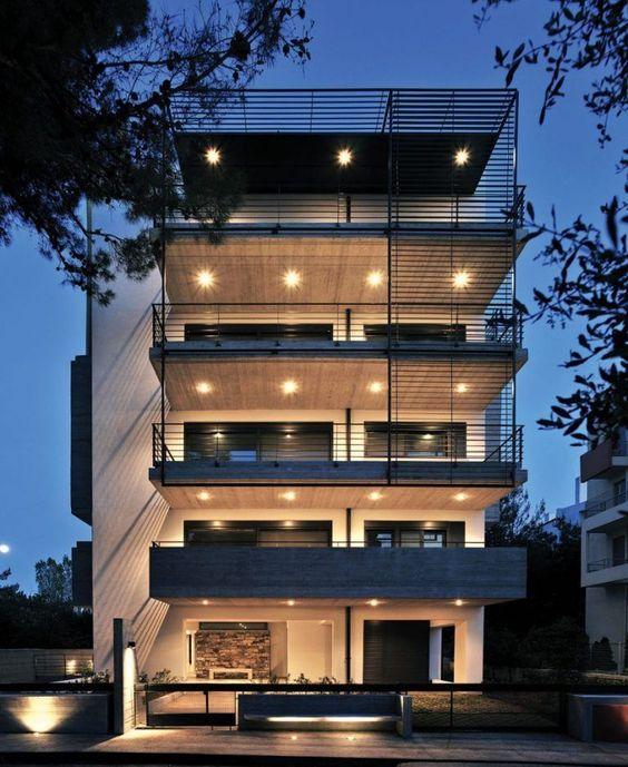 Top 6 kiến trúc biệt thự hiện đại nhiều tầng đẹp sang trọng ấn tượng