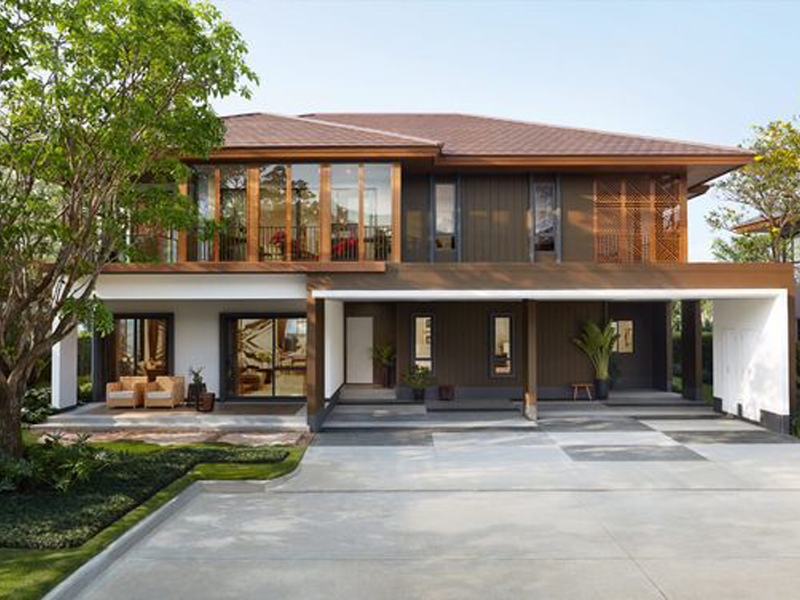 5 mẫu thiết kế kiến trúc biệt thự đẹp ở Hà Nam được nhiều người ưa thích nhất