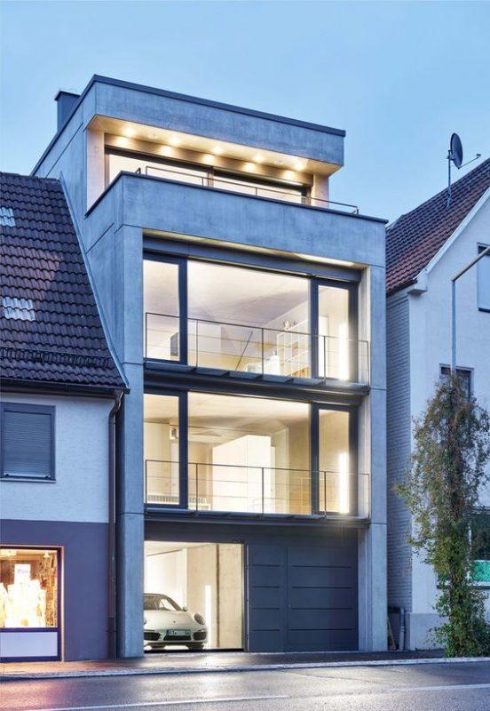 Nên lựa chọn xây dựng nhà ống mái thái hay mái bằng ở Hà Nam
