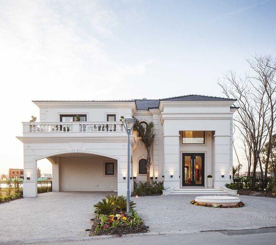 Nên xây biệt thự tân cổ hay biệt thự hiện đại tại Nam Định