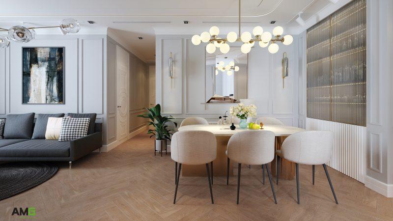 [Top 5] Phong cách thiết kế nội thất đẹp ở Ecorivers Ecopark