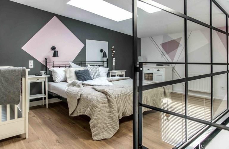 Thiết kế phòng ngủ, gác lửng