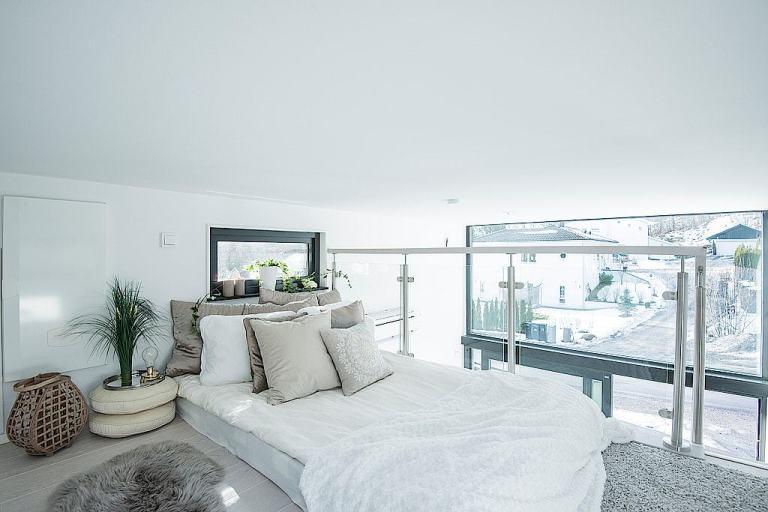 Thiết kế nội thất phòng ngủ nhà ống