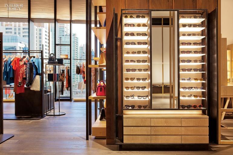 Showroom kính mắt thời trang