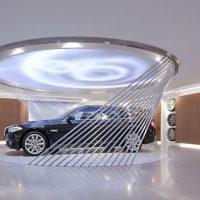 Thiết kế showroom ô tô