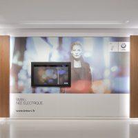 Thiết kế sảnh chính showroom