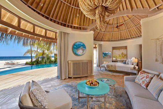 Thiết kế resort - nghỉ dưỡng đương đại