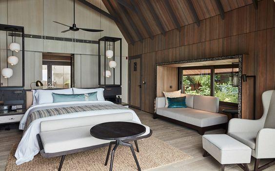 Thiết kế resort - nghỉ dưỡng tân cổ điển