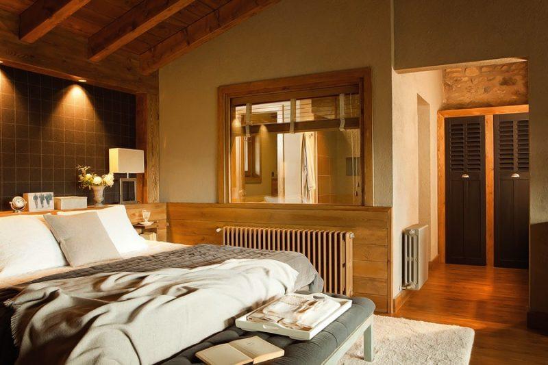 Thiết kế nội thất phòng ngủ Countryside