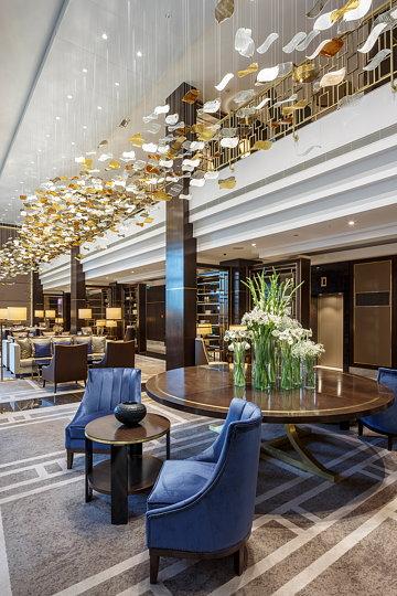 Thiết kế nội thất khách sạn tân cổ điển