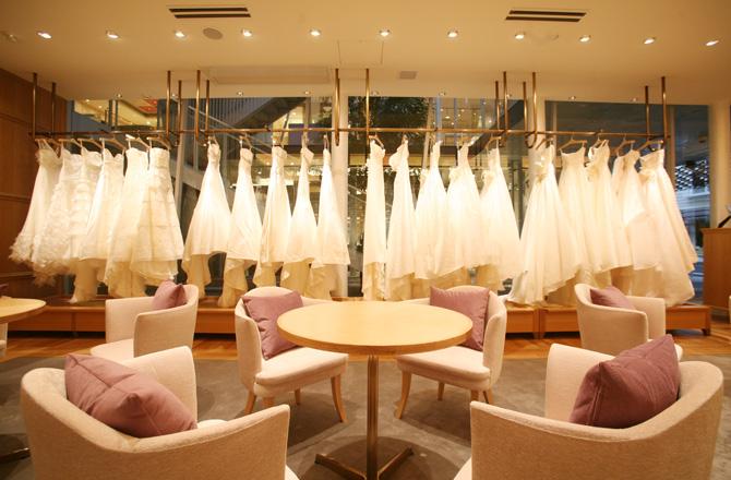 Showroom áo cưới đẹp