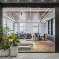 Thiết kế phòng sinh hoạt chung cho văn phòng