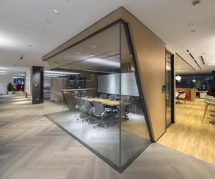 Thiết kế phòng họp nhóm