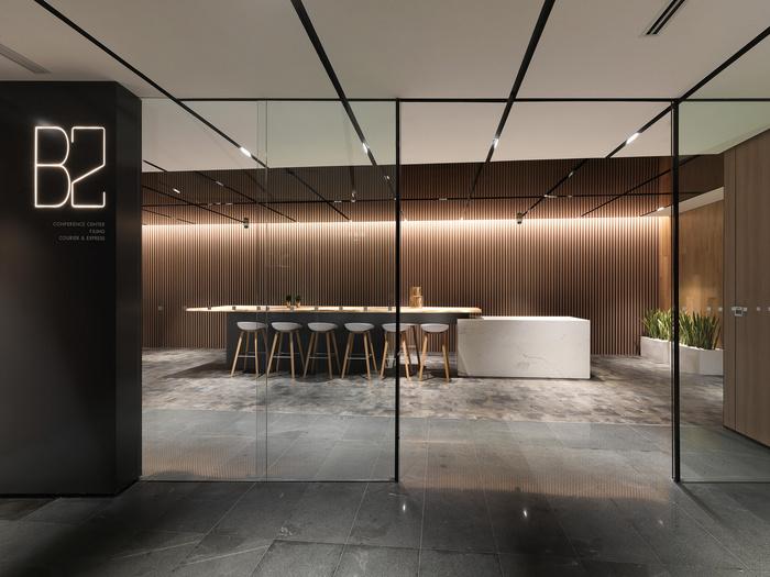 Thiết kế nội thất phòng thư giãn cho văn phòng